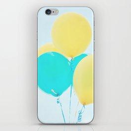 Happy Balloons iPhone Skin