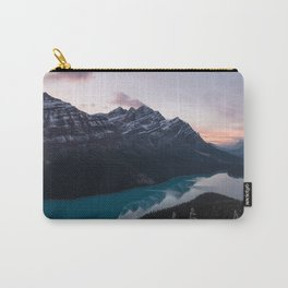Peyto Lake at dusk Carry-All Pouch