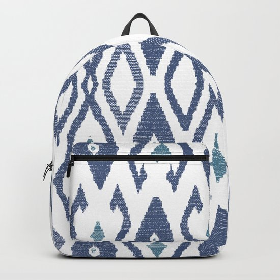 Ikat Backpack