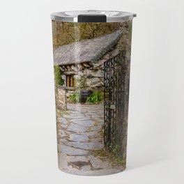 The Ugly House Snowdonia Travel Mug