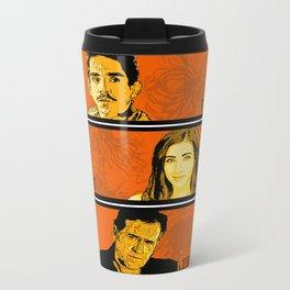 The good, the sexy, the asshole Metal Travel Mug