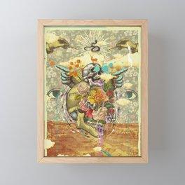 CANYON VISIONS Framed Mini Art Print