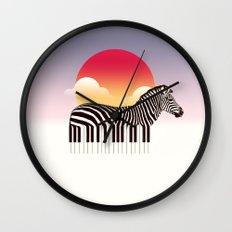 Zeyboard Wall Clock