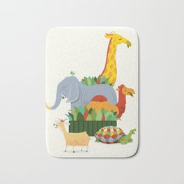 Pet Sounds / Zoo Fun Bath Mat