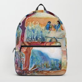 Buntzen Lake Backpack