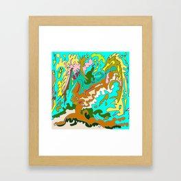 The Rizla Tree Framed Art Print