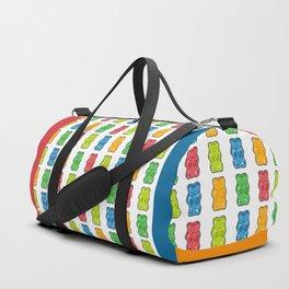 Rainbow Gummy Bears Duffle Bag