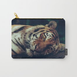 live like a tiger Carry-All Pouch