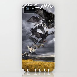 david gilmour album 2020 atin4 iPhone Case