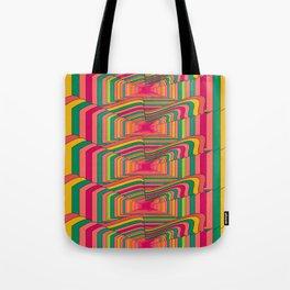 Seventies Trip Tote Bag