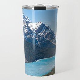 Peyto Lake - Banff National Park, Canada Travel Mug