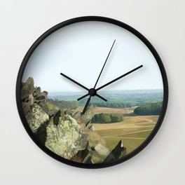Bradgate  Wall Clock