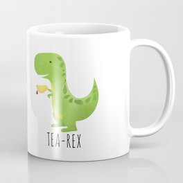 Tea-Rex Coffee Mug
