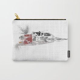 Star Wars Vehicle Snow Speeder Carry-All Pouch