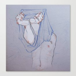 Eme Canvas Print