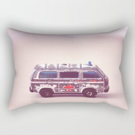 Ambulance Rectangular Pillow
