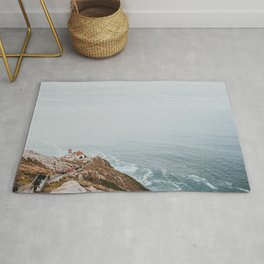 Point Reyes Lighthouse / California Rug
