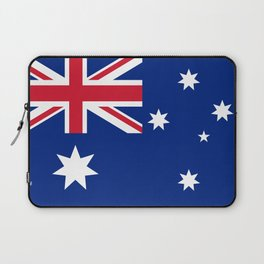 Australian flag, HQ image Laptop Sleeve