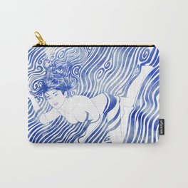 Water Nymph XVII Carry-All Pouch