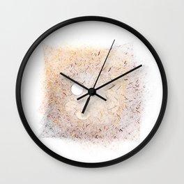Furry Fractal Wall Clock