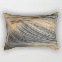 Slow Dog Rectangular Pillow