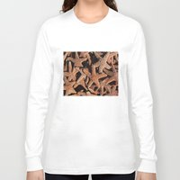 starfish Long Sleeve T-shirts featuring Starfish by John Lyman Photos