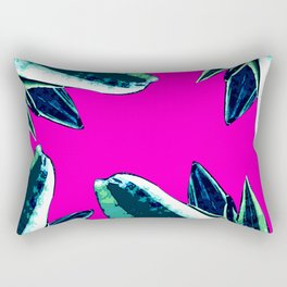 Dusk in summer Rectangular Pillow
