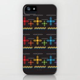 Albuquerque Night Colors iPhone Case