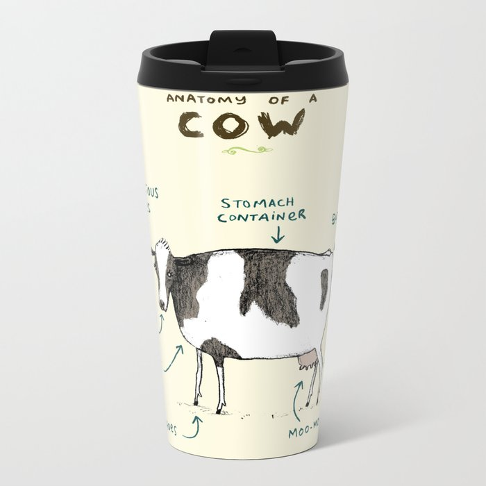 Travel Mug by Sophie Corrigan