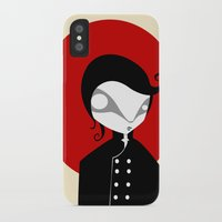 alone iPhone & iPod Cases featuring Alone by Volkan Dalyan