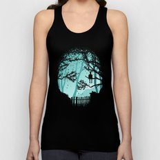 Don't Look Back In Anger Unisex Tank Top
