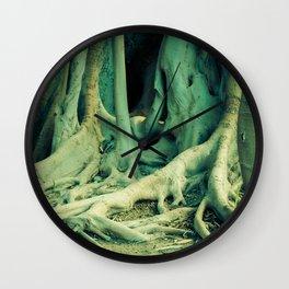 Salva Mea Wall Clock
