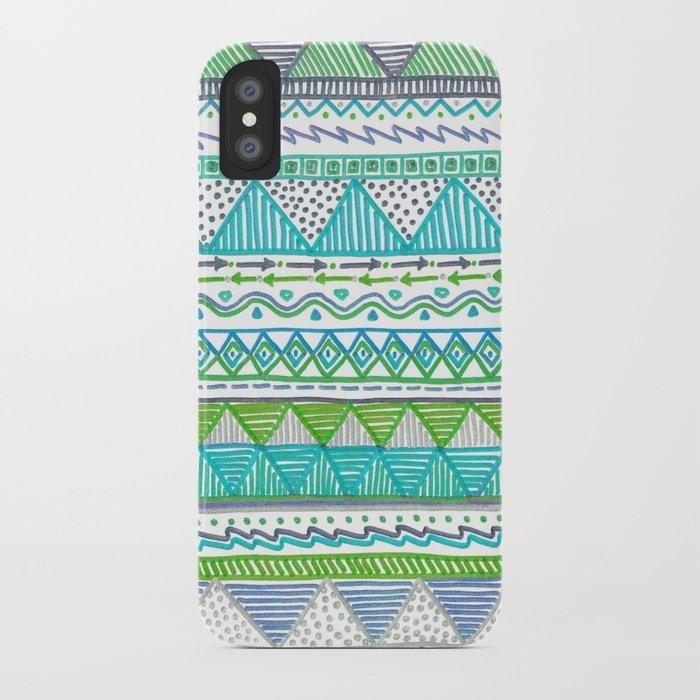 Ocean T iPhone Case