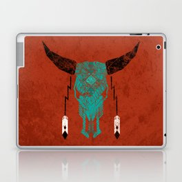 Southwest Skull Laptop & iPad Skin