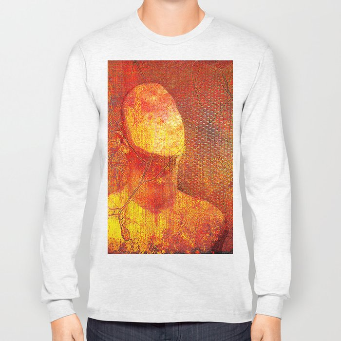 The faceless man Long Sleeve T-shirt