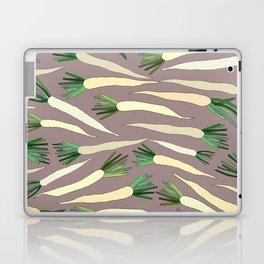 Daikon Radish Carrot Roots Laptop & iPad Skin