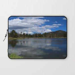 Sprague Lake Reflection Laptop Sleeve