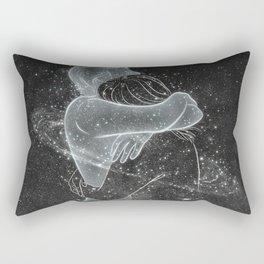 20/20 vision.  Rectangular Pillow