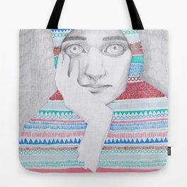 A Traveler 02 Tote Bag