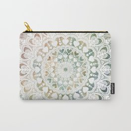 Love Mandala Earth Carry-All Pouch