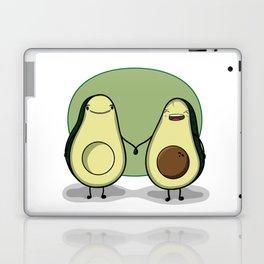 Pregnant avocados Laptop & iPad Skin