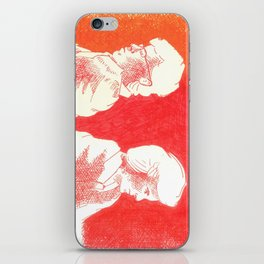 away women iPhone Skin