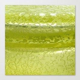 Uranium glasss Canvas Print
