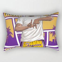 James Anime Rectangular Pillow