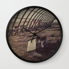 Time Capsule Wall Clock