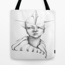 Geometric Thoughts Tote Bag
