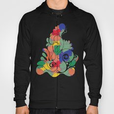 Floral Chaos Hoody