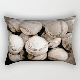 Play Ball Rectangular Pillow