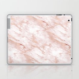 Grandiose rose gold marble Laptop & iPad Skin