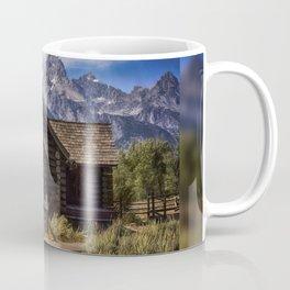 Mountain Chapel - Grand Teton National Park Coffee Mug